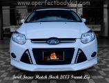 Ford Focus Hatch Back 2013 Front Lip