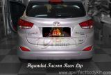 Hyundai Tucson Rear Lip