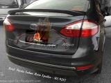 Ford Fiesta Sedan 2013 Rear Spoiler