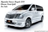 Hyundai Starex Royale 2011 Chrome Front Grill For Sale