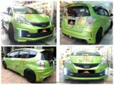 Honda Jazz 2012 Mugen RS Bumperkit