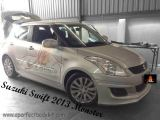 Suzuki Swift 2013 Monster Side Skirt (2)