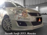 Suzuki Swift 2013 Monster Front Skirt (2)
