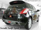 Suzuki Swift Sport 2013 Rear Bumper