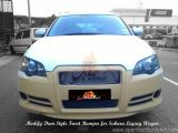Modify Dam Style Front Bumper for Subaru Legacy Wagon
