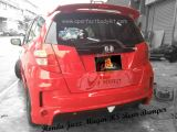 Honda Jazz Mugen RS Bumper Kit