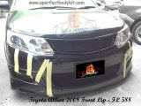 Toyota Allion 2008 Front Lip