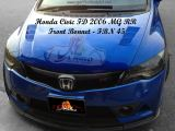 Honda Civic FD 2006 MG RR Front Bonnet