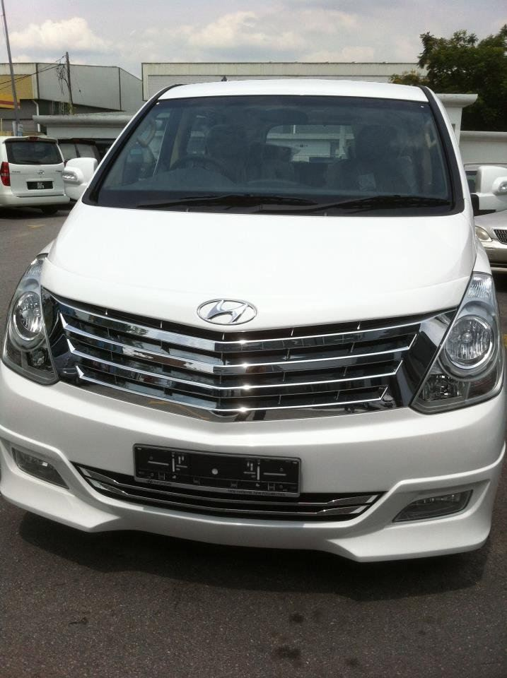 MAY PROMOTION :HYUNDAI STAREX AT RM400 ONLY