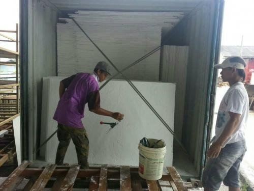 PLASTER CEILING EXPORT