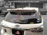 Toyota Wish 2012 Facelift 1.8S Admira Style Rear Spoiler