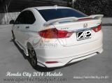 Honda City 2014 Modulo Rear Skirt & Rear Spoiler