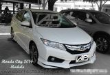 Honda City 2014 Modulo Front Skirt