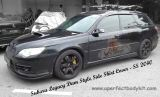 Subaru Legacy Dam Style Side Skirt Cover
