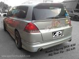 Honda Odyssey 2004 RB1 MG Rear Lip