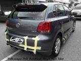 Volkswagen Polo Hatchback Rieger Rear Skirt