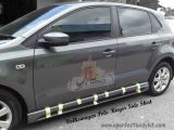 Volkswagen Polo Hatchback Rieger Side Skirt