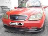 Geely Front Lip