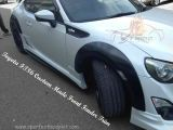 Toyota FT86 Custom Made Front Fender Trim