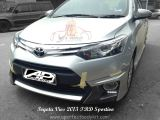 Toyota Vios 2013 TRD Sportivo Front Skirt