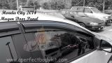 Honda City 2014 Mugen Door Visor