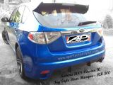 Subaru 2008 Version 10 Ing Style Rear Bumper