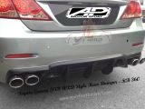 Toyota Camry 2009 WLD Style Rear Bumper