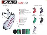 BIG MAX I-DRY AQUA Lite Stand Golf Bag