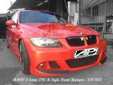 BMW 3 Series E90 R Style Front Bumper