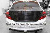 Honda Civic 2012 Carbon Fibre Rear Boot