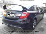 Honda Civic 2012 Mugen Rear Skirt