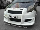 Toyota Yaris C 1 Front Bumper