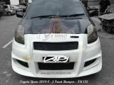 Toyota Yaris 2004 C 1 Front Bumper