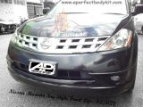 Nissan Murano Ing Style Front Lip