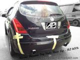 Nissan Murano Ing Style Rear Lip