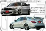 Mercedes C Class W204 2008 WLD Style