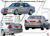 Mercedes C Class W202 1996 A Style