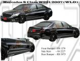 Mercedes S Class W221 2007 WLD Style