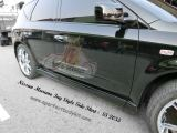 Nissan Murano Ings Style Side Skirt
