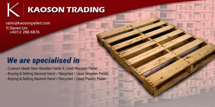 New Wooden pallet | Used Wooden Pallet | Recycled Wooden Pallets Promotion