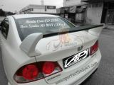 Honda Civic FD 2006 Rear Spoiler