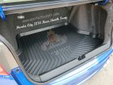 Honda City 2014 Rear Booth Tray