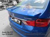 Honda City 2014 Modulo Rear Spoiler