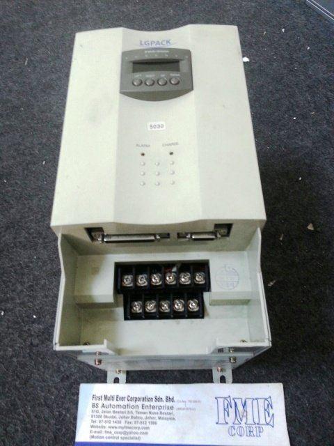 LGPACK FDA-5000 LG.OTIS AC SERVO DRIVE REPAIR FDA-5015C FDA-5020C MALAYSIA INDONESIA SINGAPORE