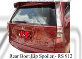 Honda Stream 2006 Rear Boot Spoiler