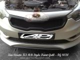 Kia K3 RR Style Front Grill