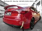 Kia Cerato K3 MS Style Rear Lip