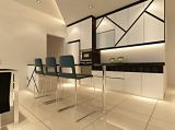 Sky Loft Condominium-Kitchen