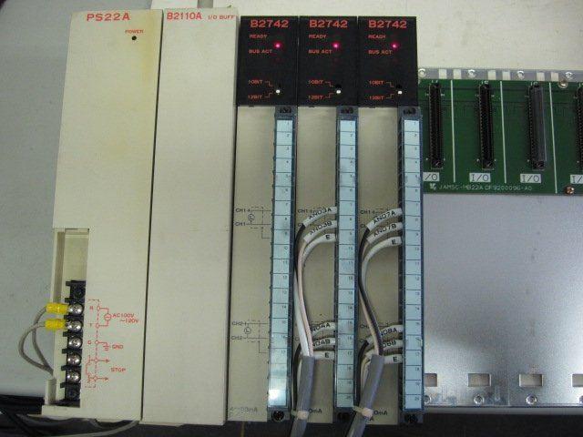 YASKAWA MEMOCON GL60 SERIES JRMSP-PS22A JRMSP-PS60A DDSCR-GL60H3 JAMSC-IF60 JAMSC-IF612 MALAYSIA SIN