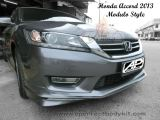 Honda Accord 2013 Modulo Bodykits
